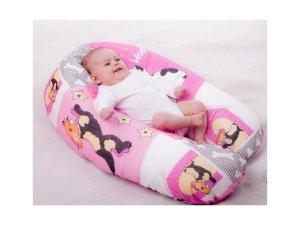 Baby Stillkissen / Seitenschlaeferkissen / Lagerungskissen 190 cm